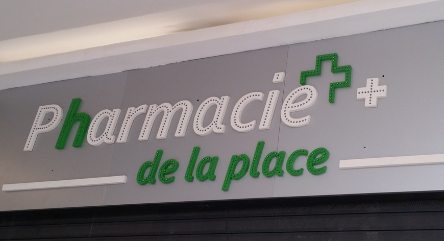 Pharmacie de la place