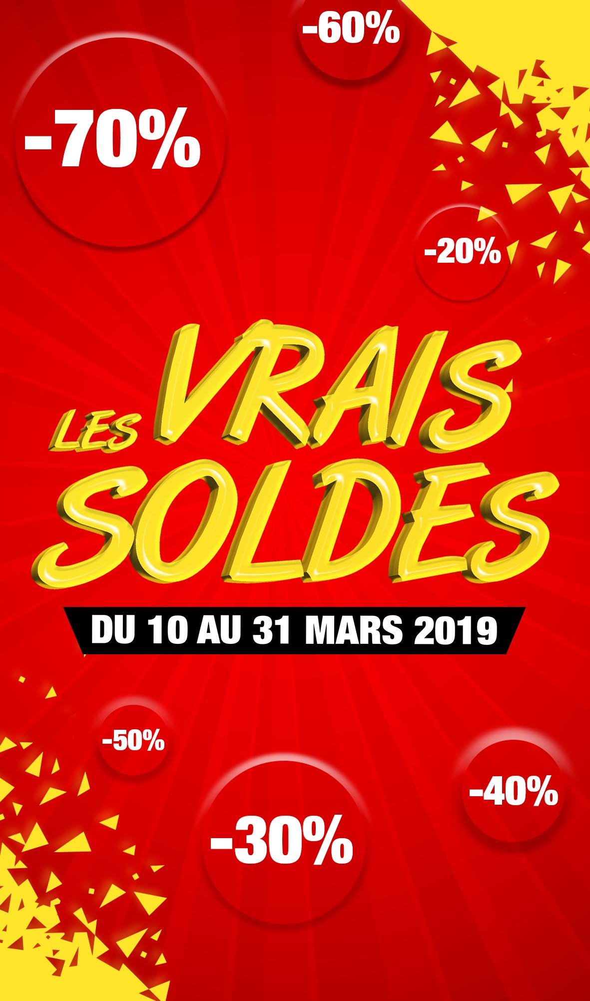 Soldes chez PlaYce