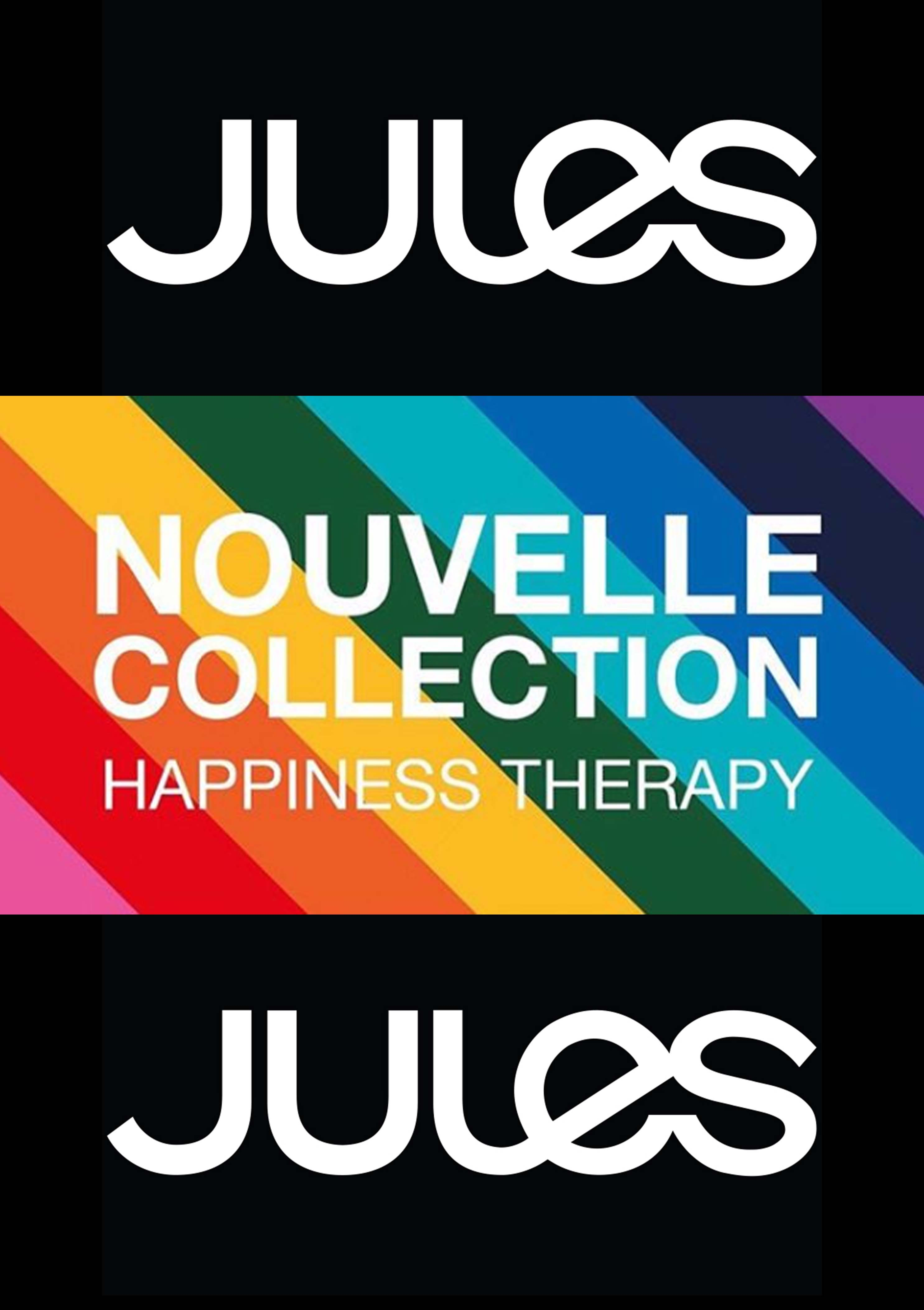 La collection HAPPINESS THERAPY