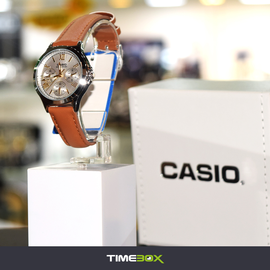 Casio chez Timebox