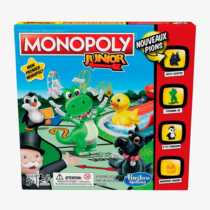 Le Monopoly Junior