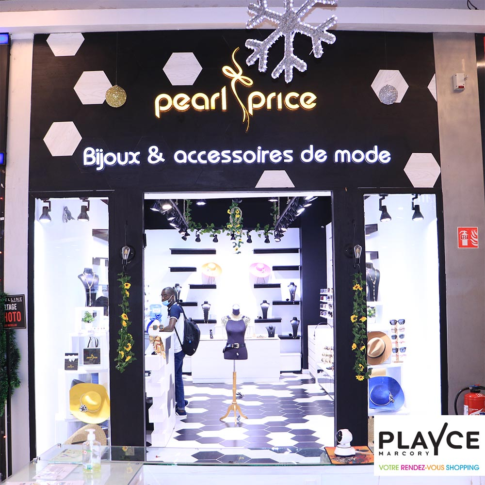 Pearl Price est ouvert !